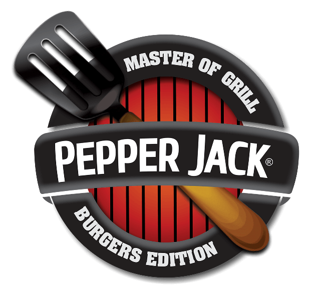 Logo/Pepper Jack Master of Grill