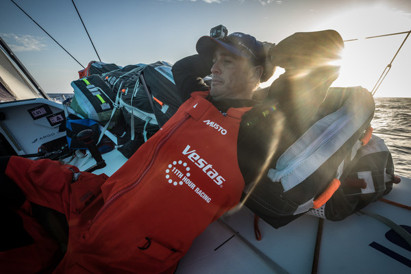 James Blake/Volvo Ocean Race