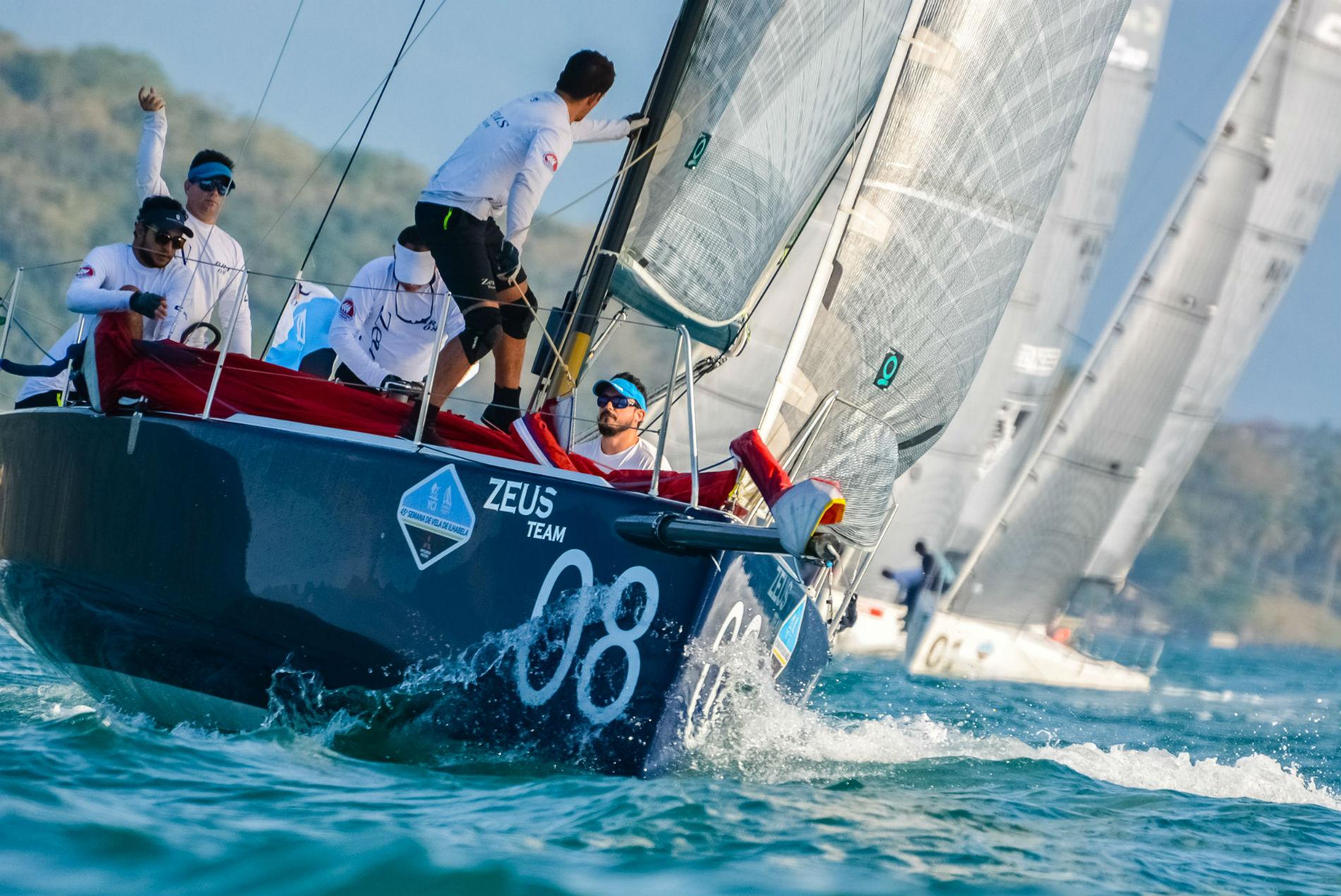 Zeus Sailing Team (Edu Grigaitis / Balaio de Ideias