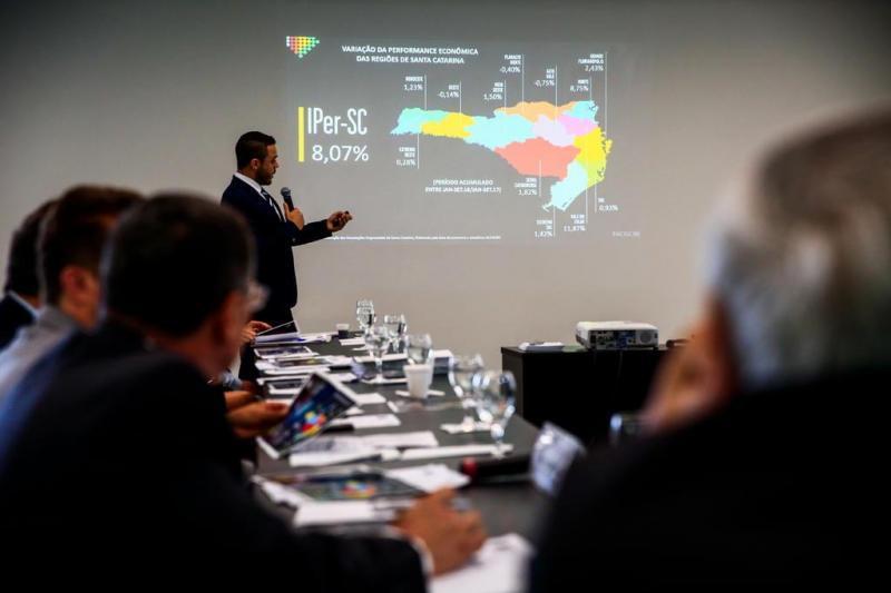 Indice de Performance Econômica das Regiões de Santa Catarina revelou um dado bastante interessante sobre o Vale do Itajaí./Divulgação